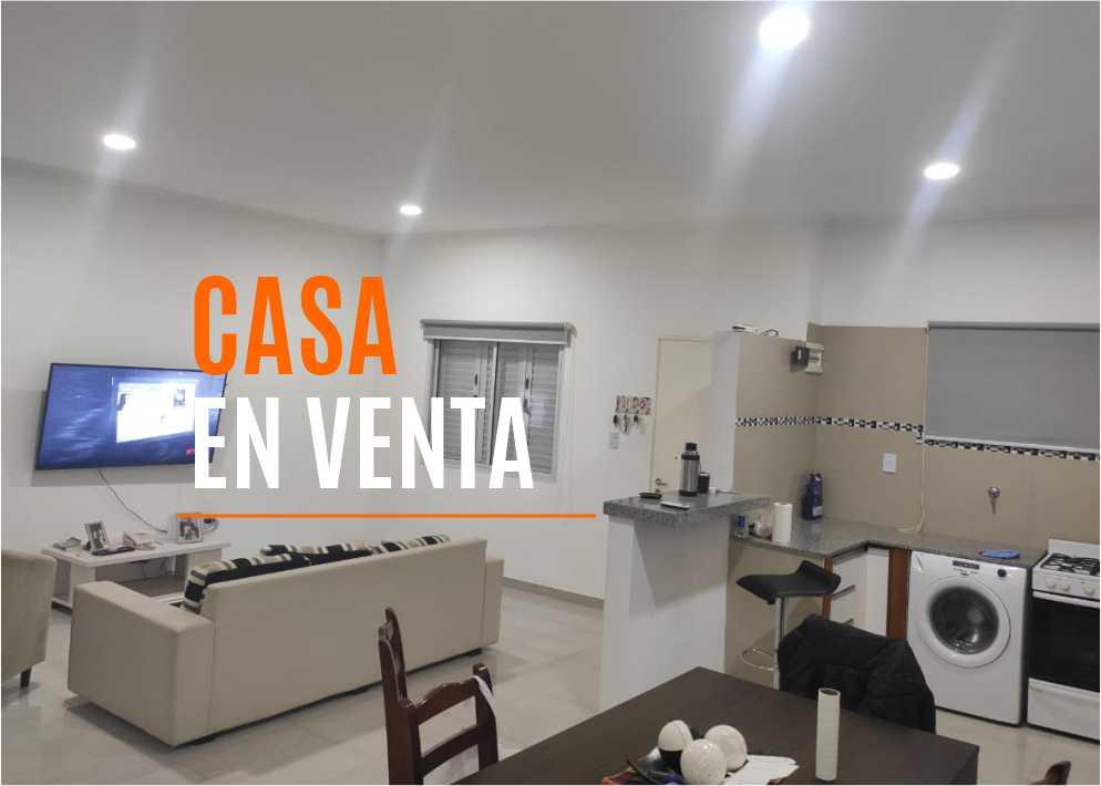 CASA EN VENTA –  CONSTRUCCIÓN NUEVA